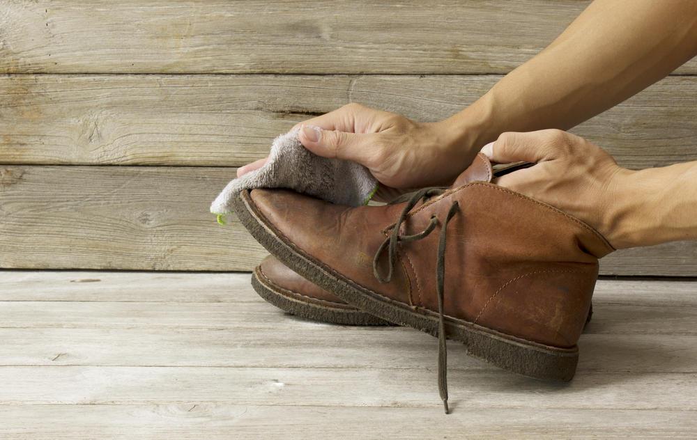 6bd28f52b بالفيديو: كيف تتخلّصين من خدوش حذاء الجلد | مجلة سيدتي