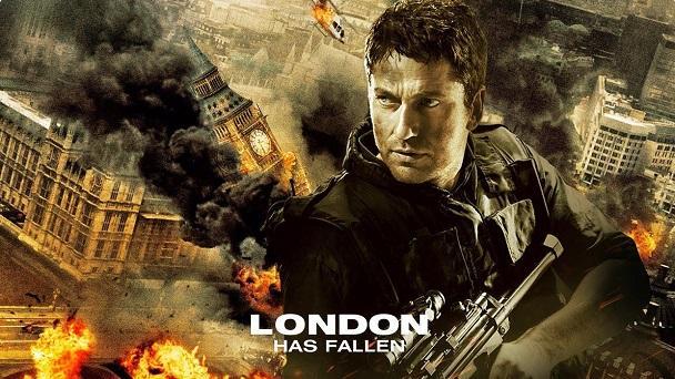 London Has Fallen الأول عربياً