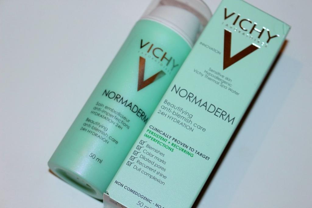 108ca712d تجربة شخصية: مستحضرات Vichy Normaderm تخلّصك من مشاكل البشرة   مجلة سيدتي