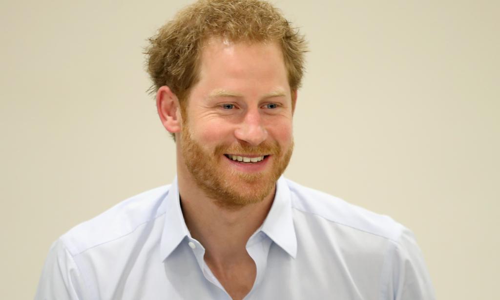 بالفيديو: الأمير هاري يخضع لفحص الـ HIV