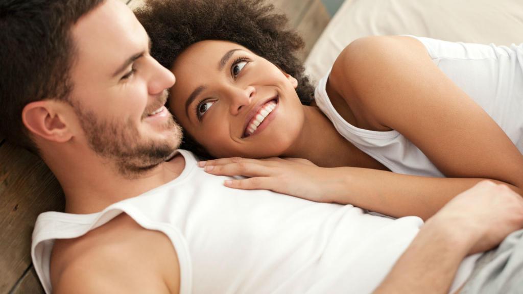 الأشياء التي تثير الرجل في جسد المرأة