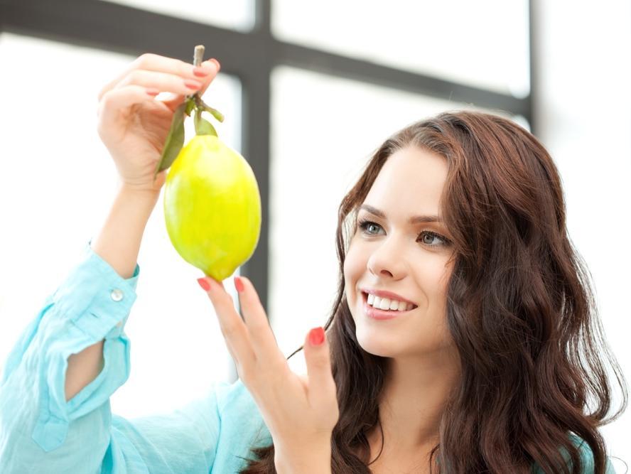 الليمون الحامض في أعمال التنظيف