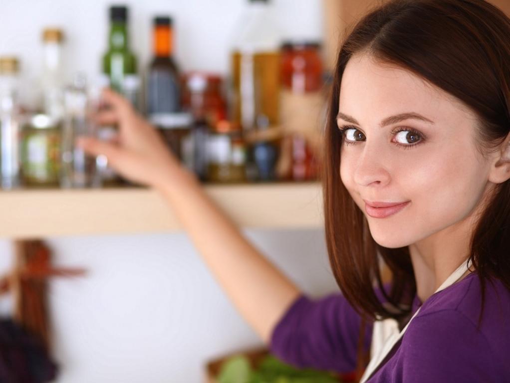 نصائح تنظيف خزائن المطبخ