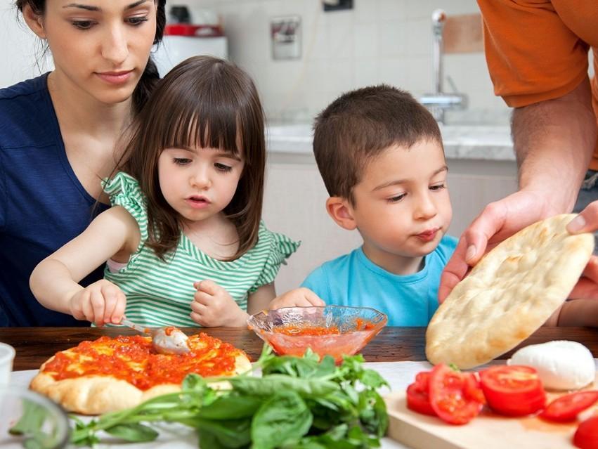 """3 وصفات صحية من """"البيتزا"""""""