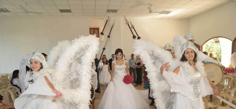 b64787612fea2 من زفات ليالينا  رقصات زفاف 2014 ونصائح للعروسين!