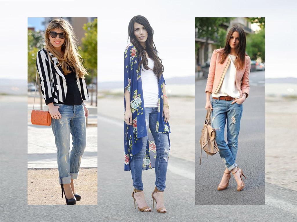 3 نصائح لارتداء الجينز على طريقة أنيقات Street Style