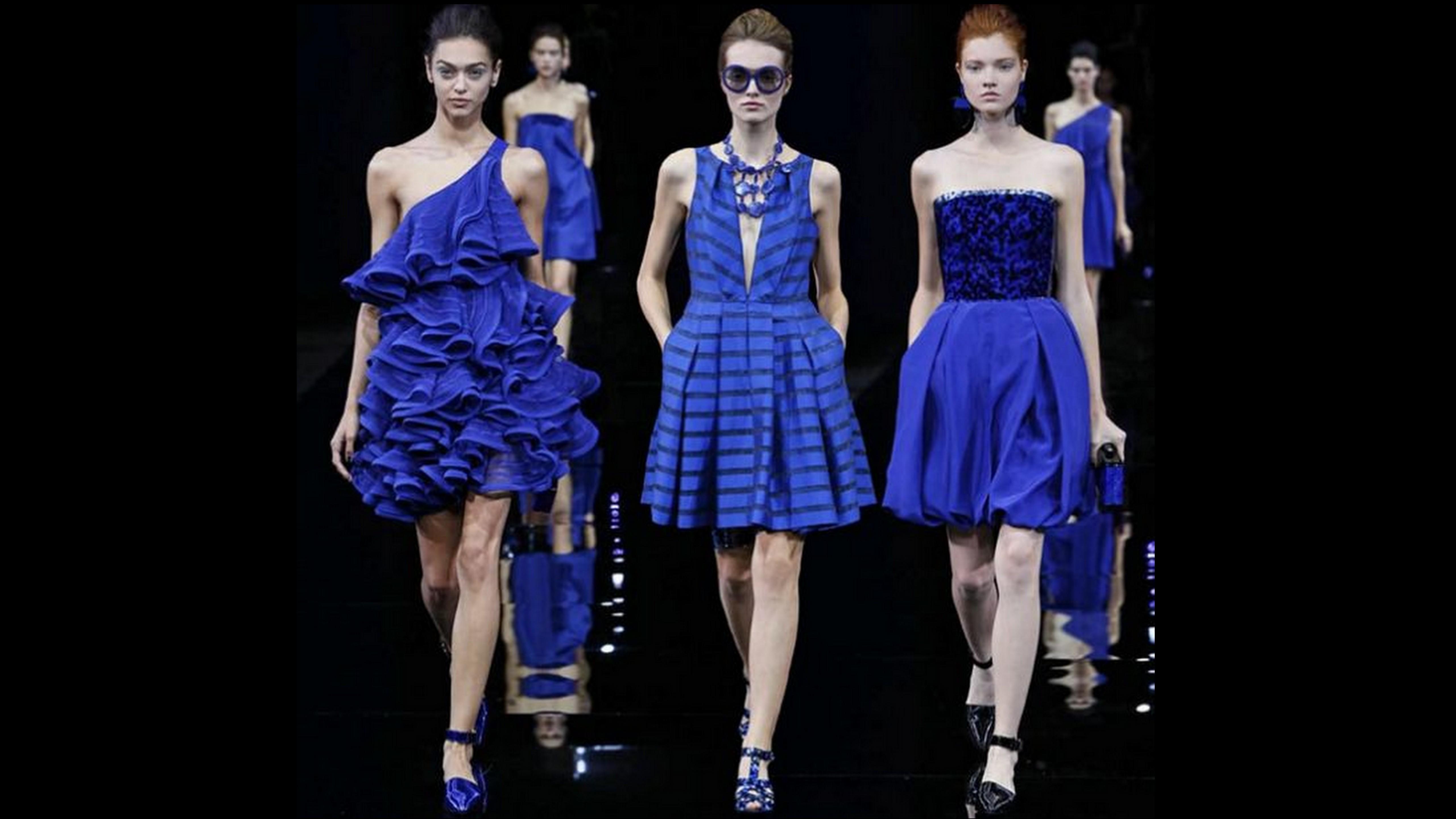 أسبوع الموضة في ميلان حافل بالإبداعات في يومه الثاني