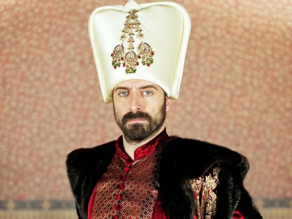 سليمان حريم السلطان