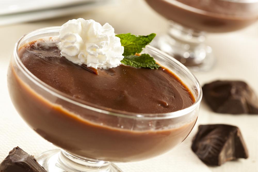 وصفة المهلبية بالشوكولاتة السهلة