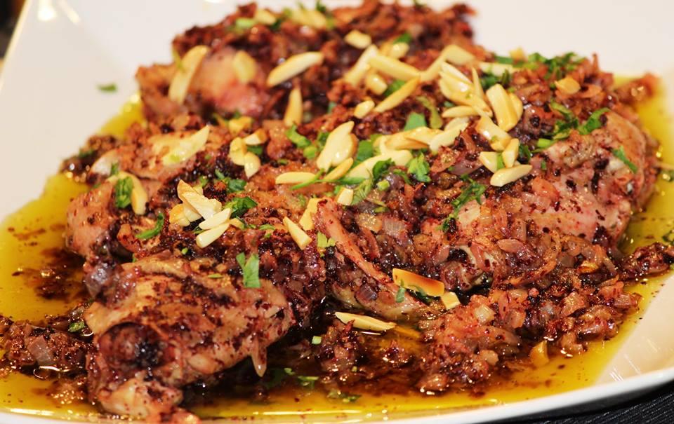وصفة الدجاج بالبصل ...سهل وسريع