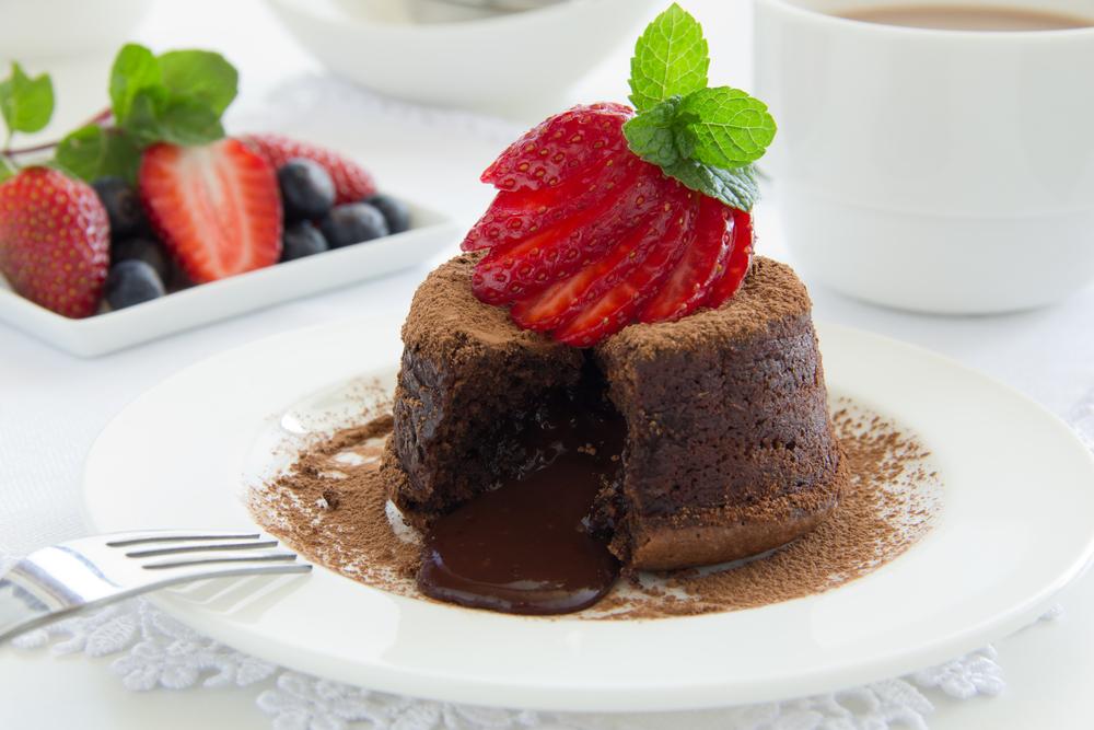 حلوى شوكولاتة الفوندون