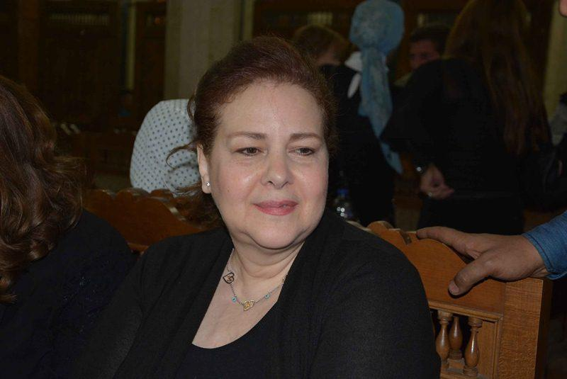 عزاء مريم فخر الدين خالٍ من المعزين