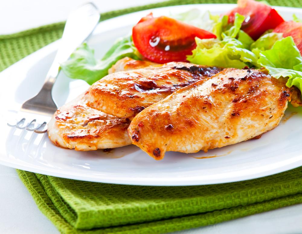 الدجاج بالعسل لغداء اليوم