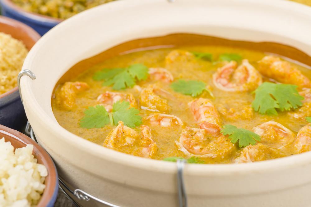 وصفة الروبيان بالكاري من المطبخ الهندي
