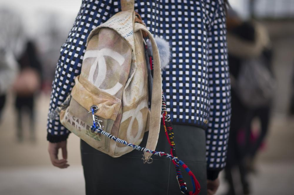 """حقائب """"Chanel"""" تكمل أجمل الإطلالات"""