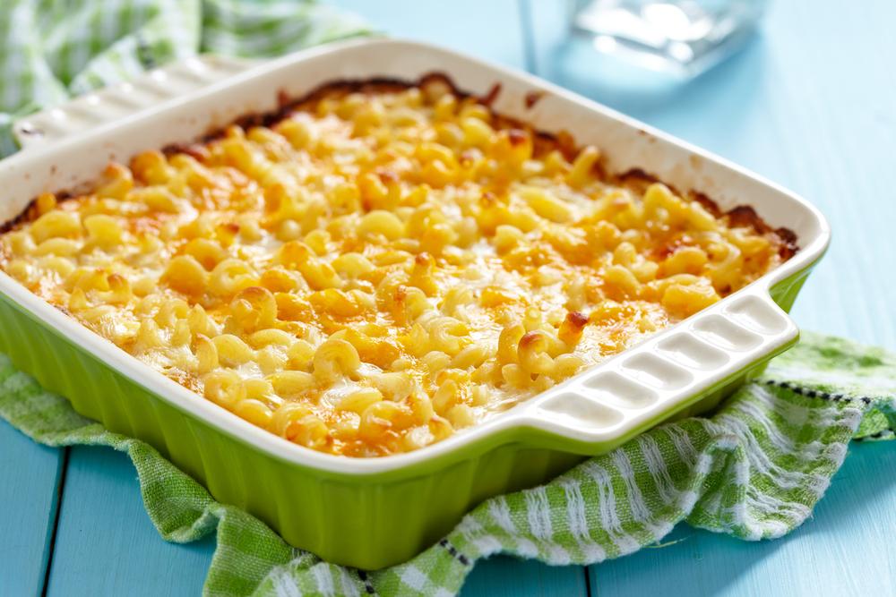 معكرونة بالجبنة ...وجبة سيحبها أطفالك
