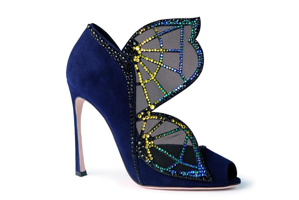 ed0b89de17cd7 أجمل 15 حذاء سهرة في عام 2014
