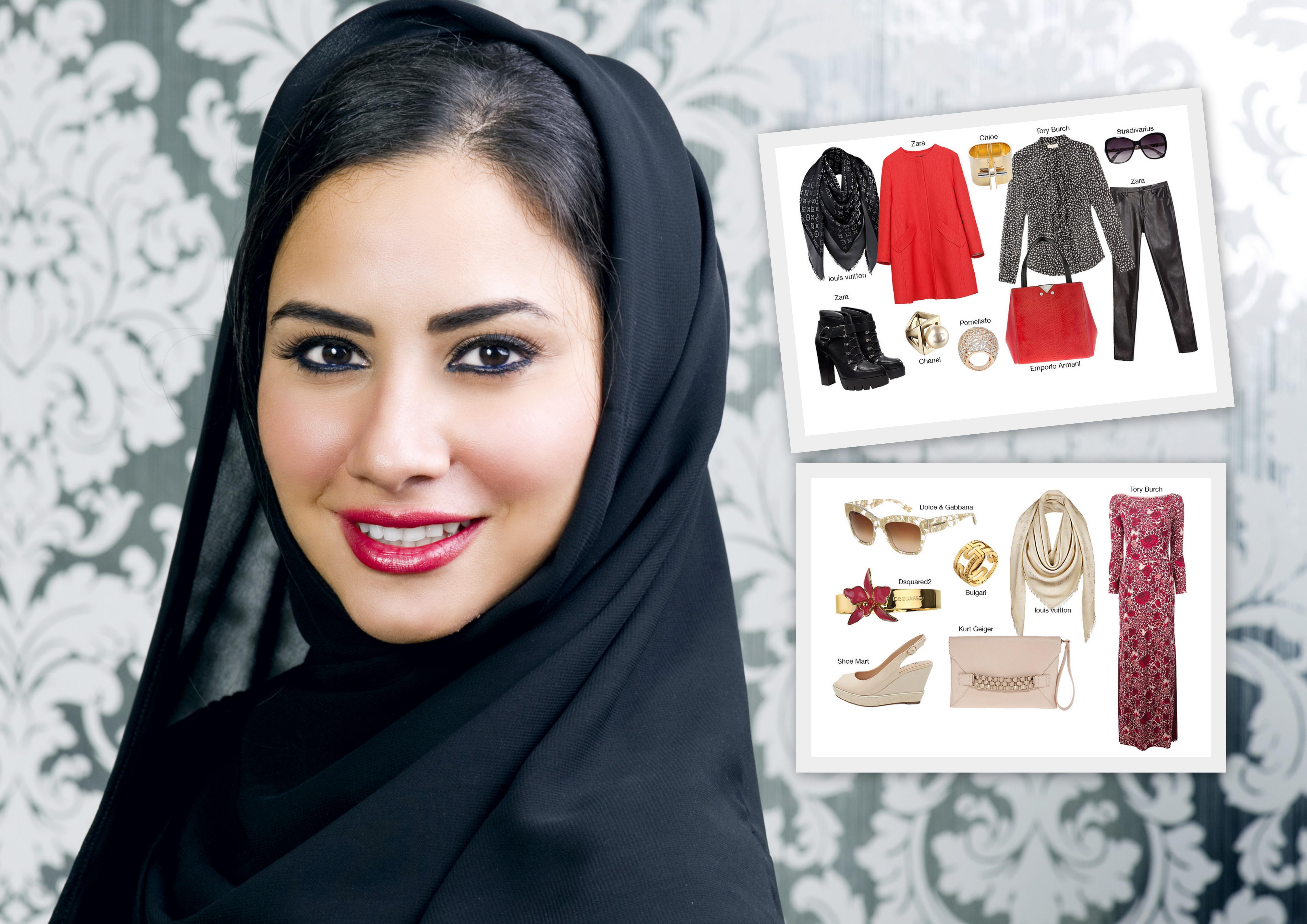 """إطلالتك بالحجاب من أهمّ الماركات مع """"سيدتي مول"""""""