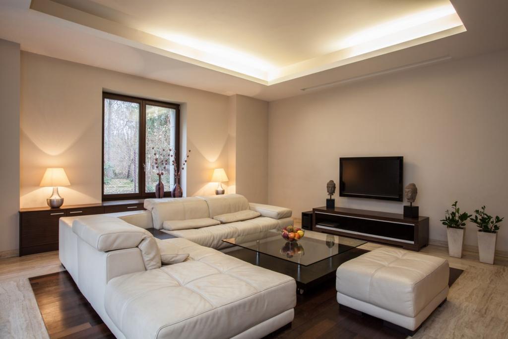 - Indirekte wohnzimmerbeleuchtung ...
