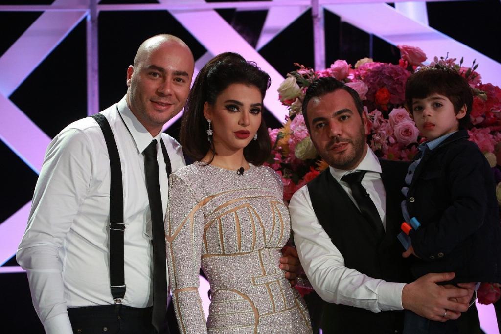 من هو جمال مروان زوج قمر 3