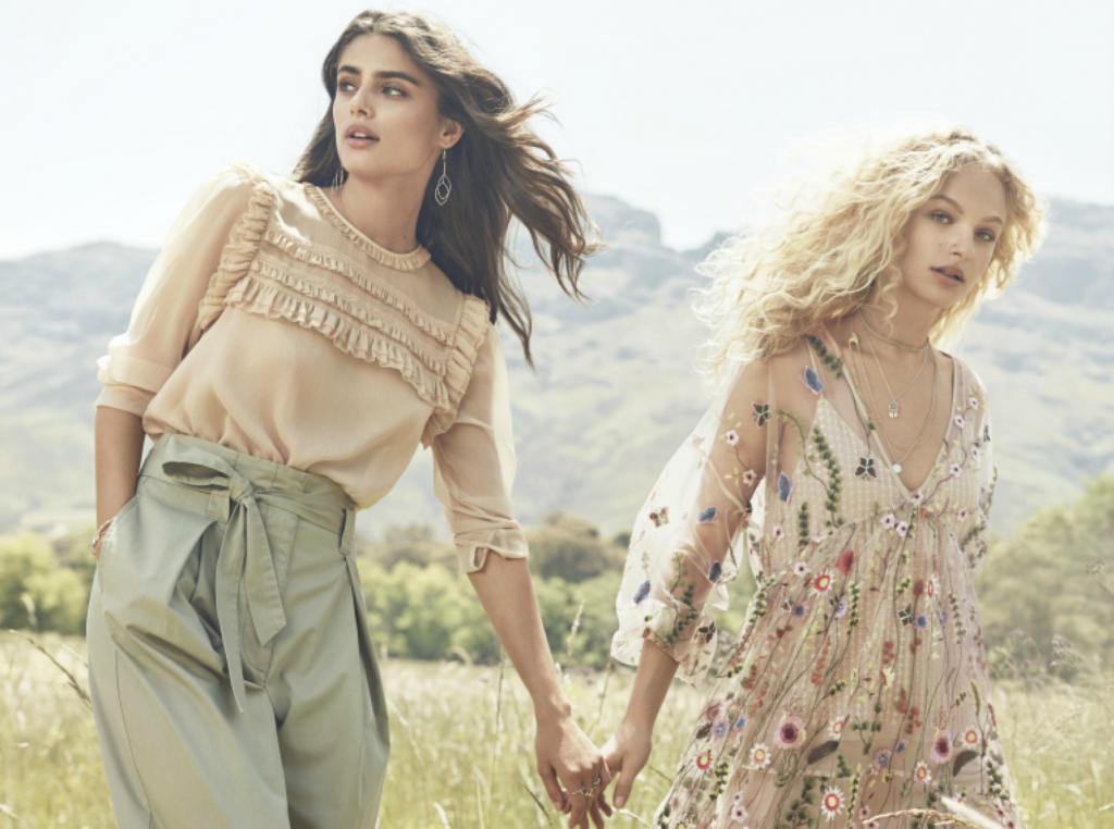 Image result for ‫موضة h&m 2017‬‎