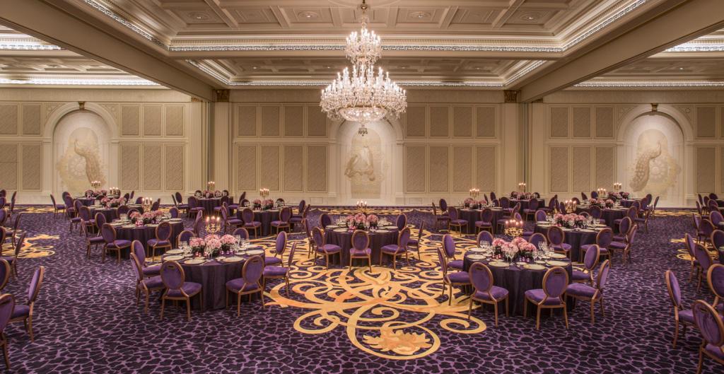 أي قاعة تختارين لإقامة حفل زفافك في دبي مجلة سيدتي