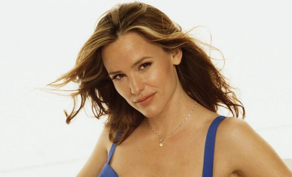 مكياج ناعم جداً على طريقة Jennifer Garner   مجلة سيدتي