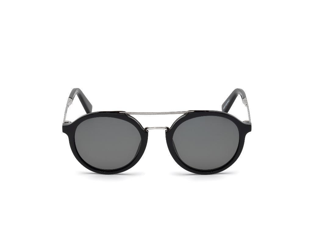 f4a65ab97 للرجل: نظارات شمسية بأطر مستديرة وتصاميم عصرية | مجلة سيدتي