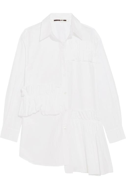 f35c9d41b 20 موديل قميص أبيض لاطلالات الجينز | مجلة سيدتي