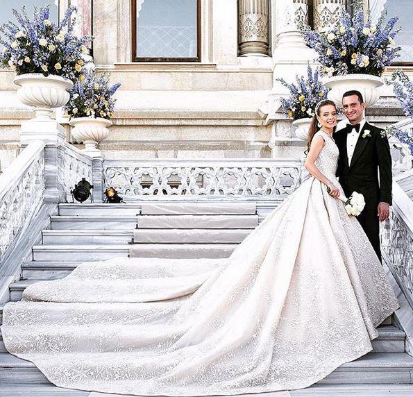 a1928c780 20 فستان زفاف خيالي للعروس من زهير مراد | مجلة سيدتي