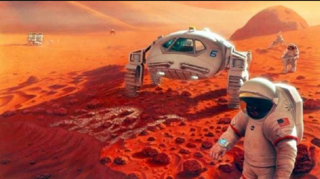 ناسا: الإنسان سيغزو المريخ خلال 20 عاماً   مجلة سيدتي