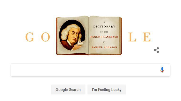 Samuel Johnson نجم  جوجل  في الذكرى الـ 308 لميلاده   مجلة سيدتي