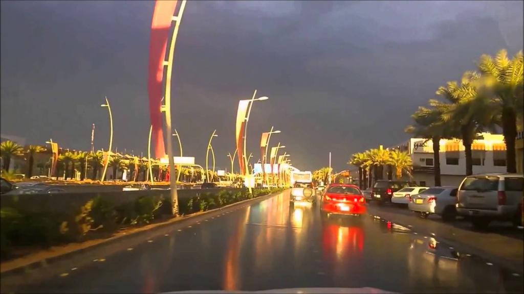 هيئة الأرصاد : أمطار على الرياض والقصيم والشرقية اليوم   مجلة سيدتي