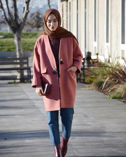 نتيجة بحث الصور عن لبس شتوى حريمى 2019
