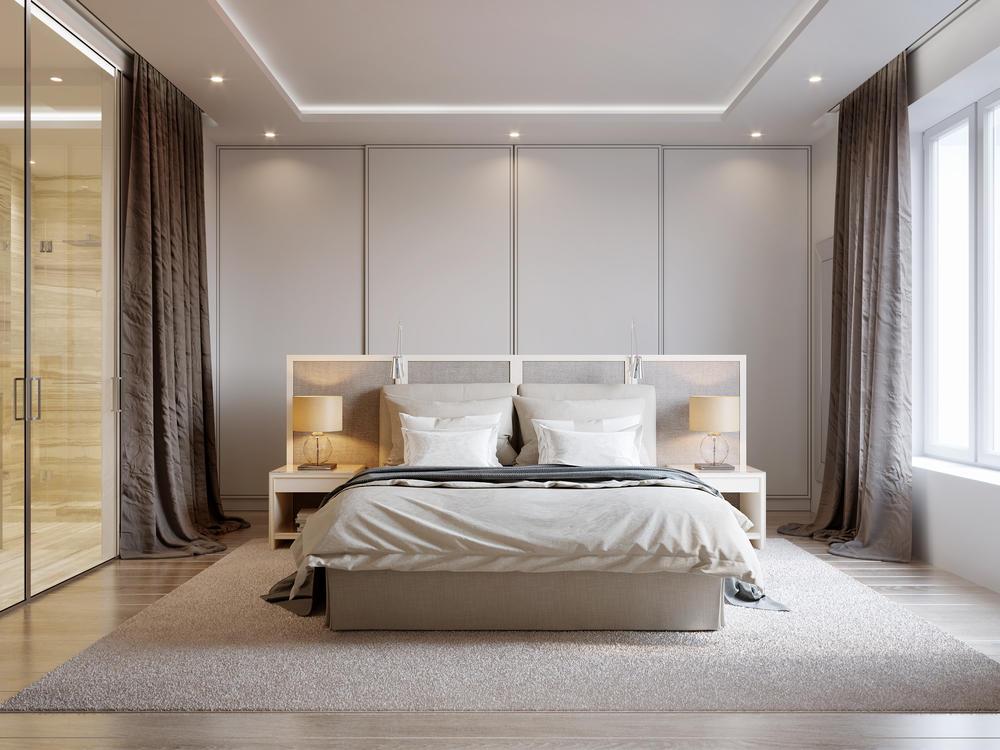 صور ديكورات غرف نوم فخمه للزوجين مجلة سيدتي