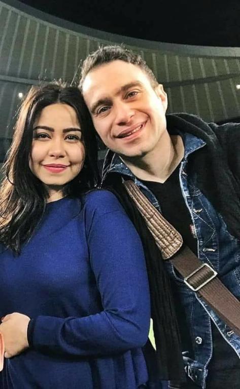 القصة الكاملة: حب شيرين عبد الوهاب وحسام حبيب من السر إلى العلن   مجلة سيدتي