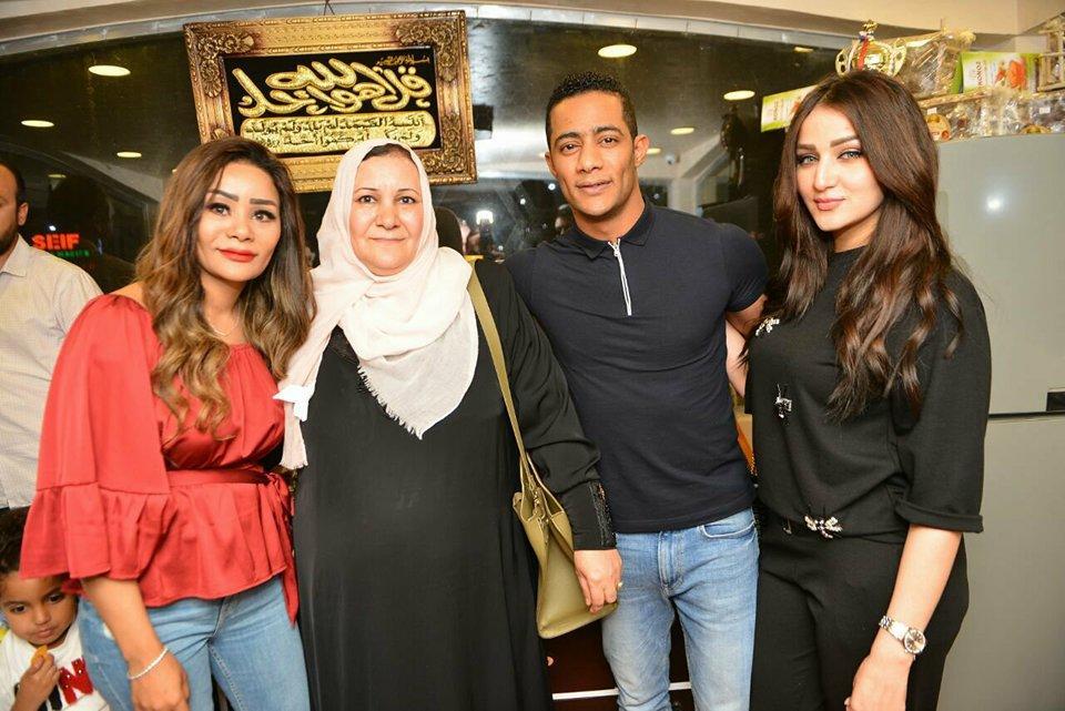 بالصور عين الحسود كادت تقتل عائلة محمد رمضان مجلة سيدتي