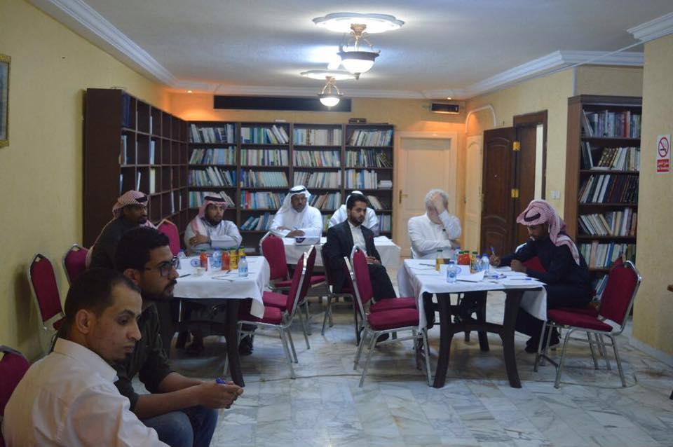 الملحقية الثقافية السعودية في الأردن تنظم ورشة تدريبة لأسر ذوي الاحتياجات الخاصة   مجلة سيدتي