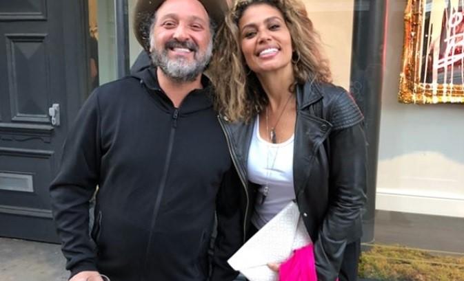 هل تعمّدت زينة عاشور إثارة غيرة عمرو دياب بهذه الصورة؟   مجلة سيدتي