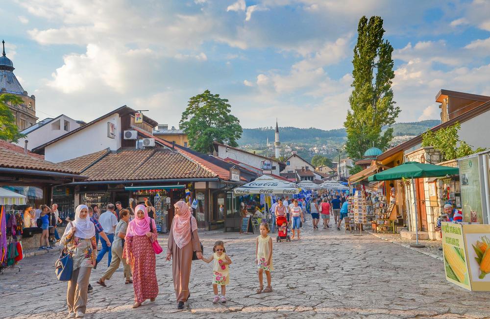 إجازة رمضانية في سراييفو عند السياحة في البوسنة   مجلة سيدتي