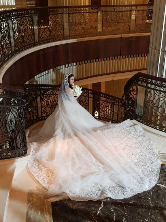 حفلات زواج أسطورية في فندق  سانت ريجيس أبوظبي    مجلة سيدتي