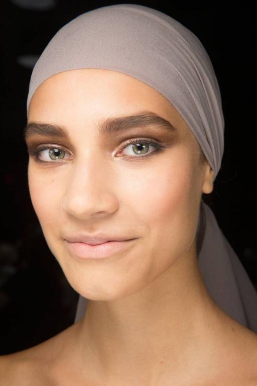 أبرز صيحات مكياج عروض أسبوع الموضة في نيويورك   مجلة سيدتي