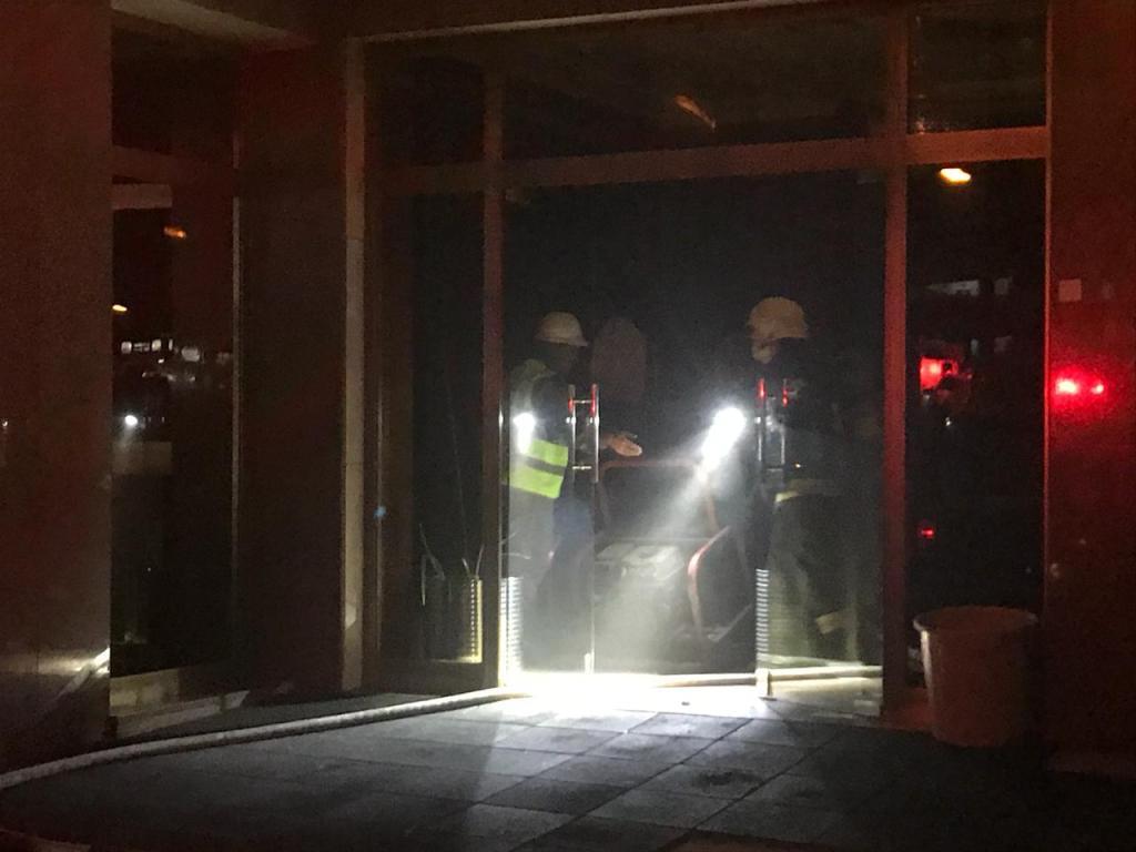 حريق فندق بجدة و٢٣ حالة اختناق   مجلة سيدتي