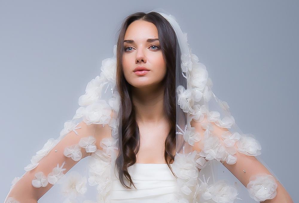 أجمل موديلات طرحة العروس