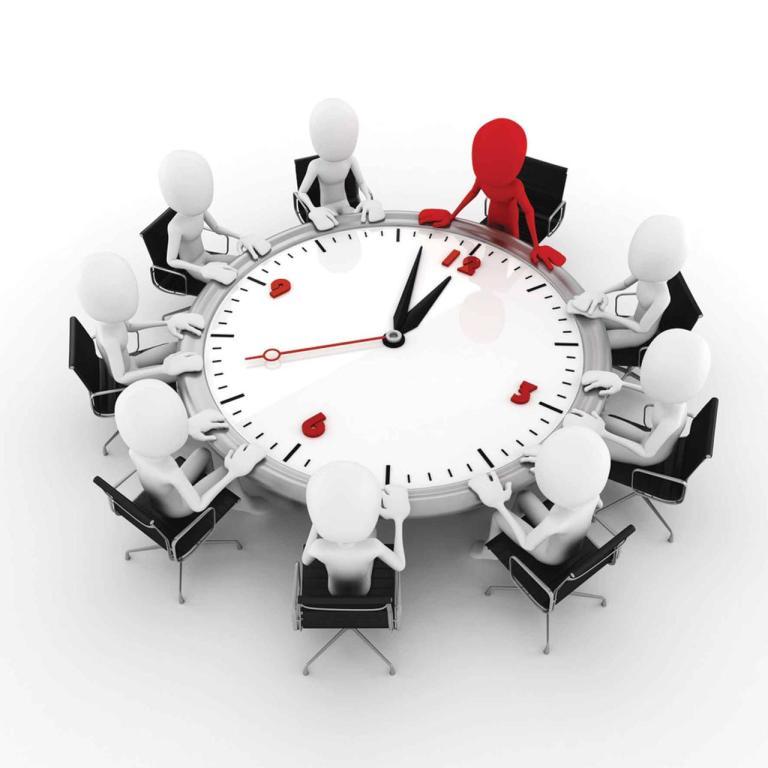مهارة إدارة الاجتماعات pdf