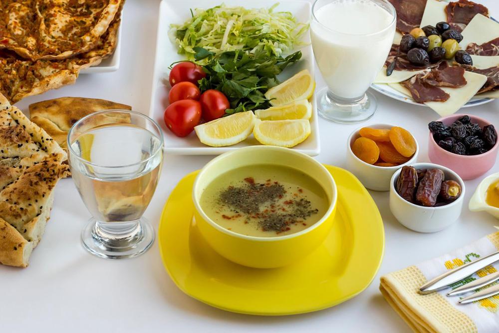 رجيم غير متعب لإنقاص الوزن في رمضان   مجلة سيدتي