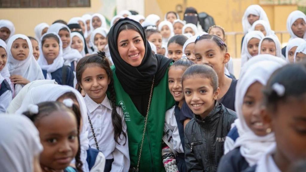 دعم فتيات اليمن في رحلة إعمار اليمن