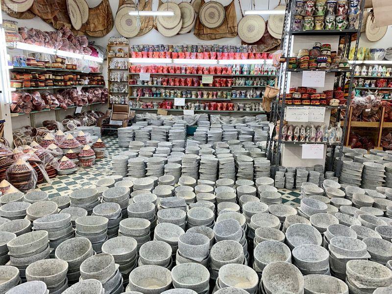 الصناعات التقليدية في السعودية