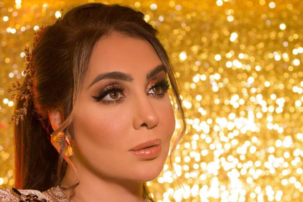 مكياج العيد مستوحى من شيماء علي   مجلة سيدتي