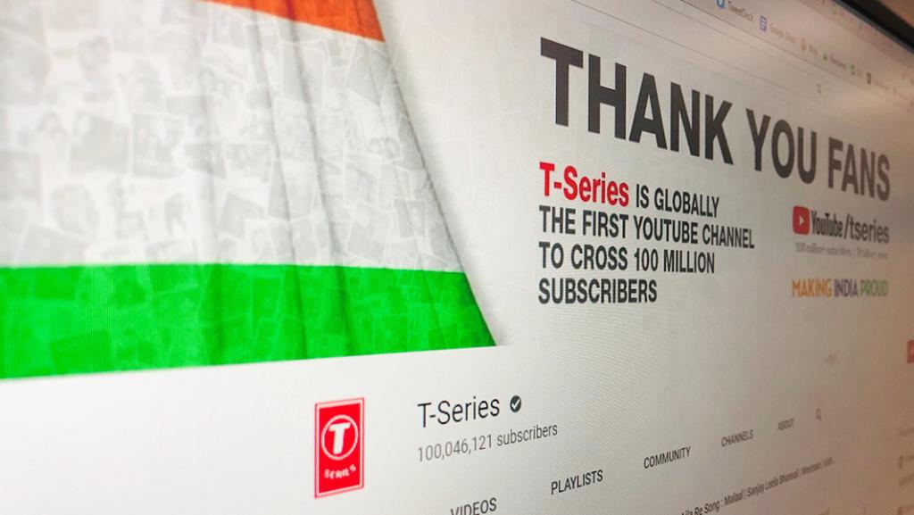 f94571d45 قناة هندية تصبح أول قناة
